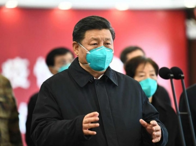 En Wuhan, presidente de China ve fin de epidemia