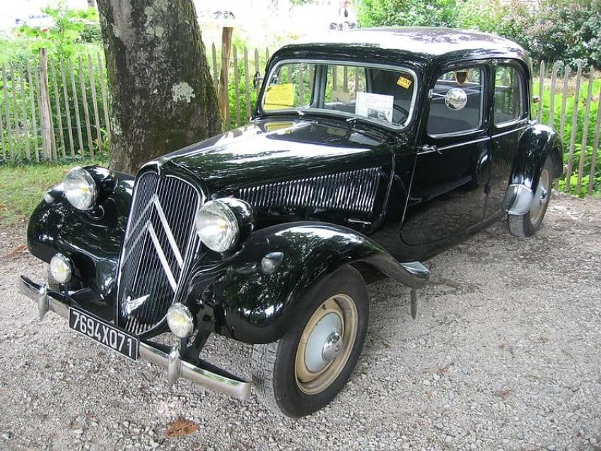 André Citroën: el gran ingeniero automotriz judío