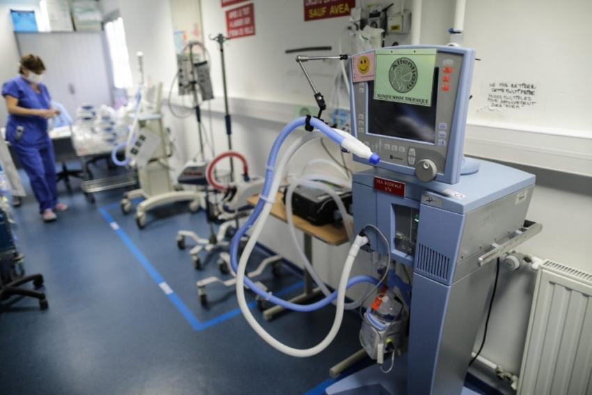 Israel usa una fábrica de misiles para producir respiradores para el coronavirus