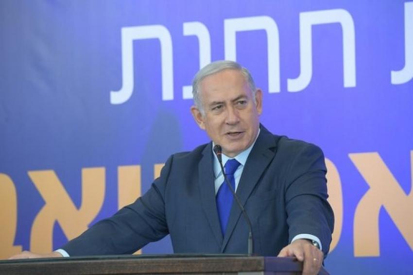 """Netanyahu: """"No permitiremos que Irán desarrolle armas nucleares"""""""