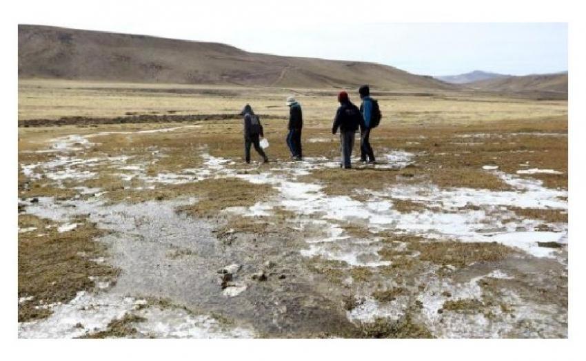 Prevén descenso de temperatura en sierra del país desde el próximo lunes.