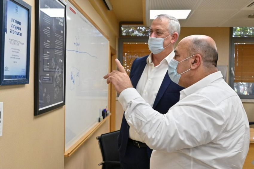 Israel probará una posible vacuna contra el coronavirus en humanos a partir de octubre