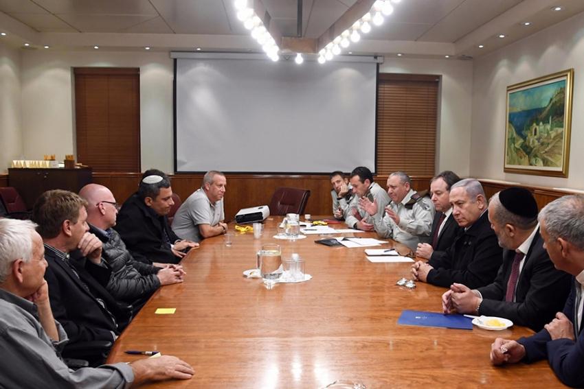 Netanyahu anuncia inversión en áreas cercanas a Gaza tras las críticas por la tregua.