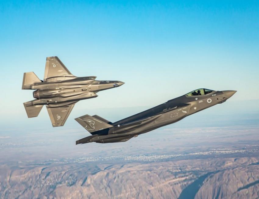 """Siria: """"Israel atacó un aeropuerto militar en el centro del país, seis militares heridos"""""""