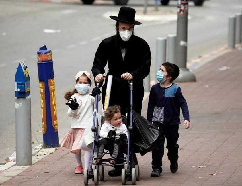 Confirmado: Israel no exigirá mascarillas al aire libre desde el domingo