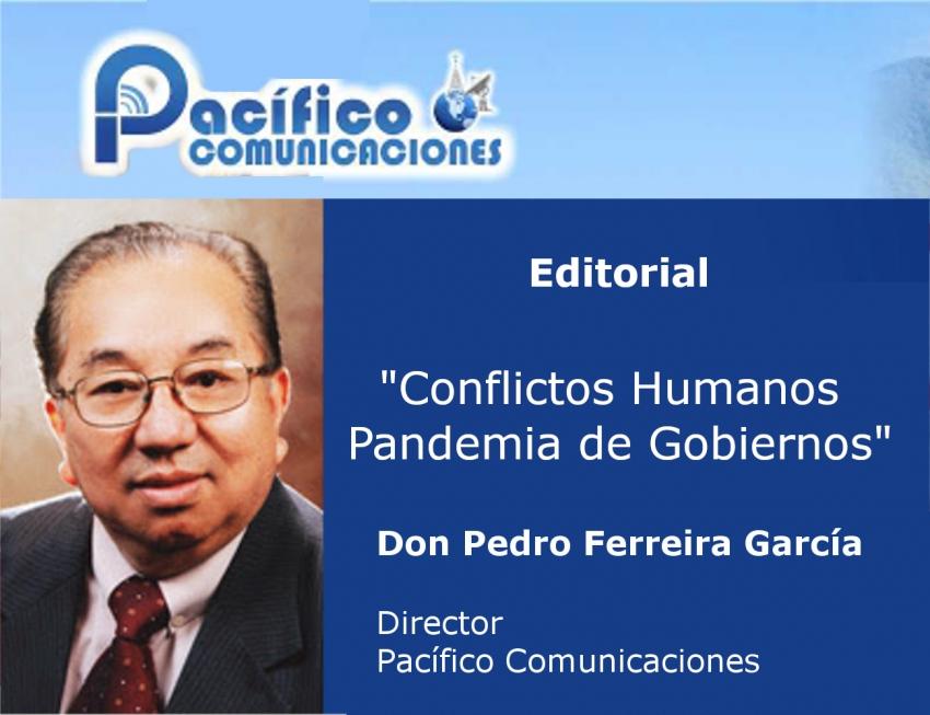 Conflictos Humanos - Pandemia de Gobiernos