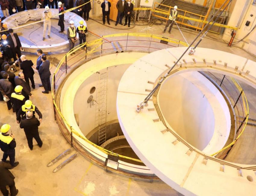 """""""A Irán le llevará al menos nueve meses restablecer la producción de uranio en Natanz"""""""