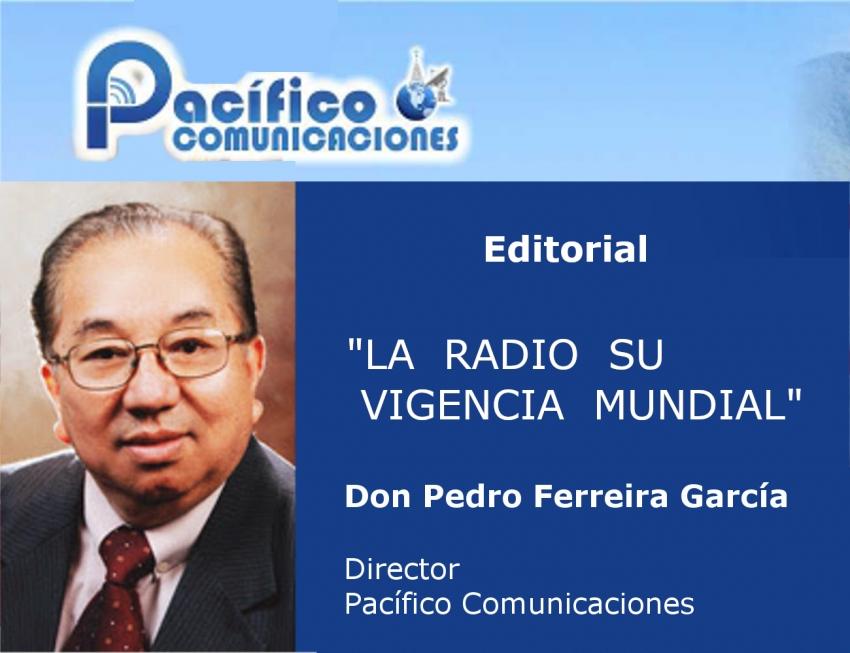 La Radio Su Vigencia Mundial