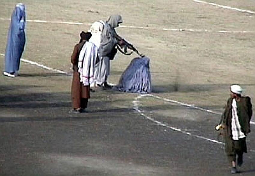Mujeres y gays, en el punto de mira de los talibanes