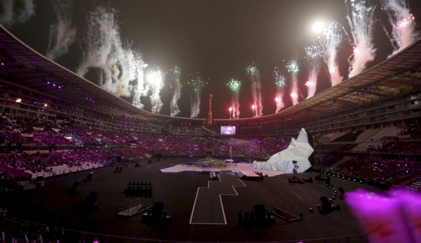 Panamericanos Lima 2019  - Ceremonia de Clausura