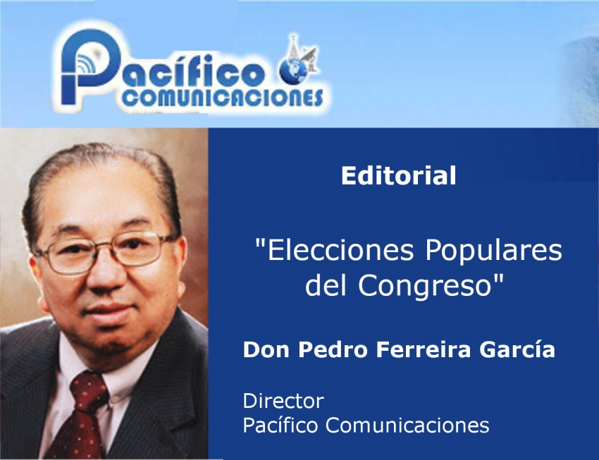 Elecciones Populares del Congreso