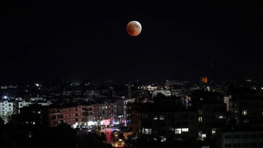 """¿Cuándo y a qué hora podrás ver la """"superluna de sangre"""" en Perú?"""