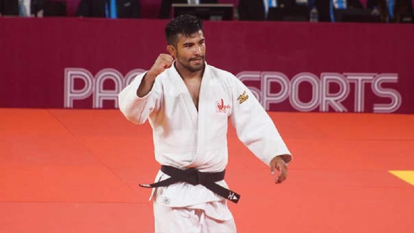 Peruano Alonso Wong se quedó con la medalla de plata en judo por los Juegos Panamericanos 2019