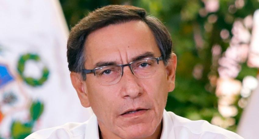 """Martín Vizcarra: """"Ampliaremos por 13 días el estado de emergencia"""""""